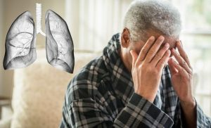 Lung cancer warning: An increasingly severe headache may be a sign the cancer has spread