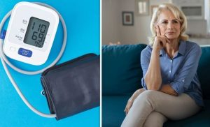 High blood pressure: Adrenal disease could increase your BP reading