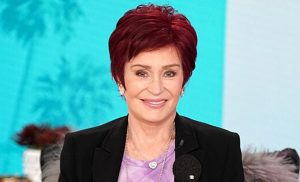Sharon Osbourne Admits to Gaining About 10 Lbs During Quarantine