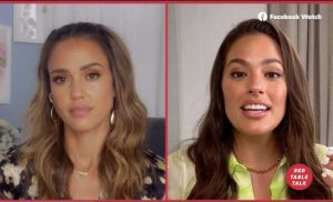 Ashley Graham Talks 'Night Terrors' as a New Mom on Red Table Talk: 'Almost Every Single Night'