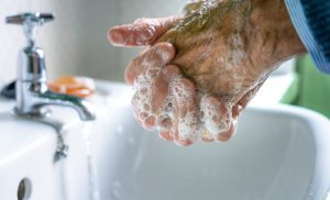 Amid coronavirus, 1 in 4 Americans are failing to wash their hands: CDC