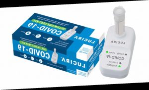 FDA Authorizes a Rapid, At-Home COVID Test with Same-Day Results