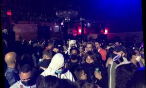Officials Shut Down an Illegal Halloween Party with 400 Guests in New York City