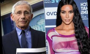 Katy Perry, Kim Kardashian and More Stars Spoke with Dr. Anthony Fauci in Group Call to Discuss COVID-19