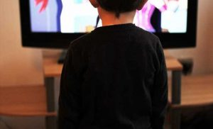 When kids watch a lot of TV, parents may end up more stressed