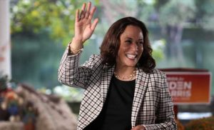 Here's how much Kamala Harris will make as vice president