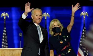 Why The Bidens Are Only Having One Guest For Thanksgiving This Year