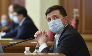 Ukraine President Zelensky hospitalized due to the coronavirus: report