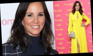 Andrea McLean health: Loose Women star's health battle made her 'reevaluate things'