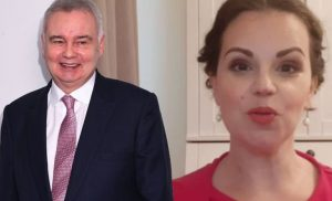 He's joking! Doctor Phillippa LOSES IT at Eamonn Holmes over sharing meds