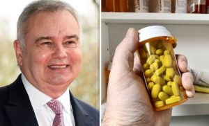 Eamonn Holmes reveals 'hugely dangerous' risk he took in his medicine cabinet