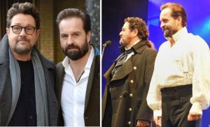 Michael Ball and Alfie Boe health: Duo battled 'dark' and 'rough' times with depression