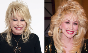 "Dolly Parton Doesn't Give a Damn If You Think She's ""Fake"""