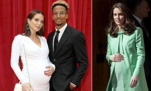 Helen Flanagan reveals she suffered same pregnancy complication as Kate Middleton