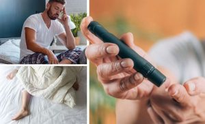 Type 2 diabetes: The sleep problems that may signal high blood sugar levels