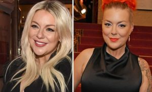 Sheridan Smith 'seizured five times' after abruptly stopping anti-anxiety medication