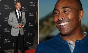 Colin Jackson health: Photos remind Dancing on Ice Star of his former health battle