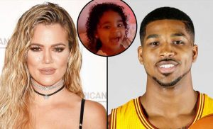 Watch Khloe Kardashian's Daughter True Cheer on Tristan Thompson During Game