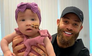 'Challenge' Star Ashley Cain's Baby Girl Gets Transplant Amid Cancer Battle