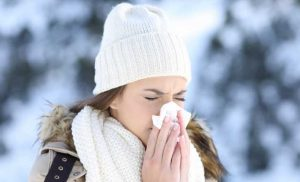 What It Really Means When Your Nose Is Cold – The List
