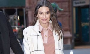 Lea Michele Is About to Take a Drastic Measure for Postpartum Hair Loss