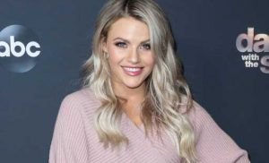 Did 'DWTS' Pro Witney Carson Mean to Name Her Son After a '90s Movie Character?