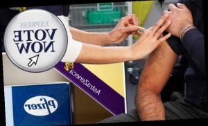 Covid vaccine POLL: Do you mind which jab you receive? Vote here
