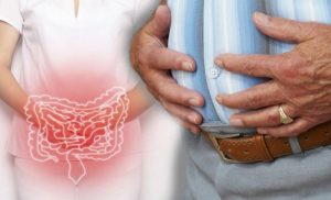 Stomach bloating: When your stretched stomach could be a sign of ulcerative colitis