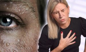 Heart attack: Do you sweat like this? The unknown warning not to ignore