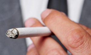 Nicotine and Oxidative Stress