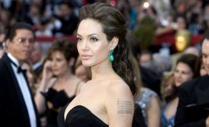 Angelina Jolie Says She's 'Not Good At Being A Traditional Stay-At-Home Mum'