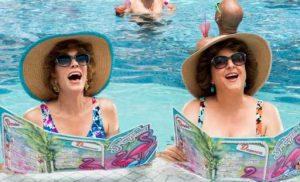 Kristen Wiig Namedrops Her Twins in New Movie