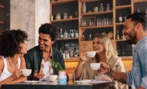 Social interactions after isolation may counteract food and cigarette cravings