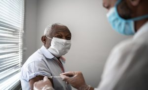 Nearly half of US coronavirus case, vaccination race/ethnicity data is missing