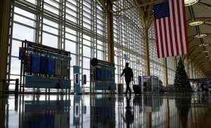 White House says no intention to require COVID-19 testing on domestic flights