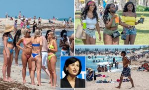 CDC director begs Americans to NOT travel for Spring Break