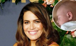 Mandy Moore Is 'Lucky' Breast-Feeding Son Gus, Has 'Oversupply of Milk'