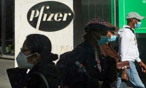 Pfizer studying coronavirus oral antibody therapeutic