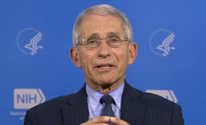 CDC will 'likely' change school distancing guidance to 3 feet, Fauci says
