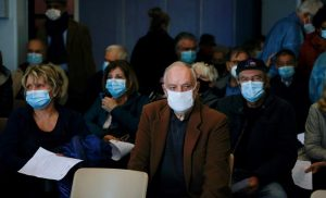 French must avoid lockdown as infections hold above 26,000: PM says
