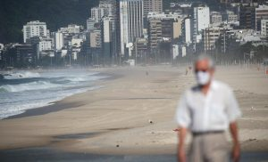 Brazil records 49,293 new coronavirus cases, 1,383 deaths: health ministry