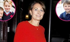 Carole Middleton Encourages George, Charlotte and Louis to 'Get a Bit Muddy'