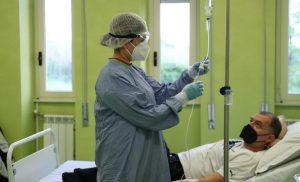 Italy reports 360 coronavirus deaths on Thursday, 16,232 new cases