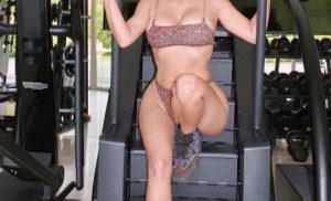 Kim Kardashian Is Getting Results from Her Updated Workout Routine: 'I've Been Seeing Changes!'