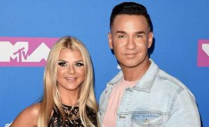 Pregnant Lauren and Mike Sorrentino Tease Their Baby Boy's 'Strong' Name
