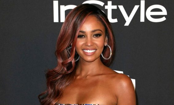See Vanessa Morgan Bring 3-Month-Old Son River to 'Riverdale' Set