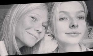 Gwyneth Paltrow's daughter Apple hilariously roasts her mom's morning routine