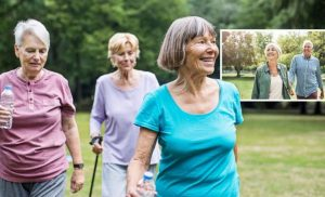 How to live longer: Walking speed can influence your life expectancy – BMJ study