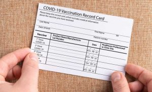 Why People Are Buying Fake COVID-19 Vaccine Cards