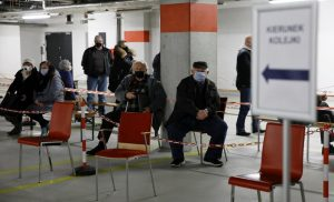 Poland seems to have passed COVID-19 infections peak – minister